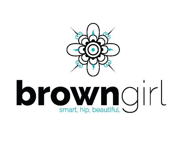 Brown-Girl-Magazine-logo-design