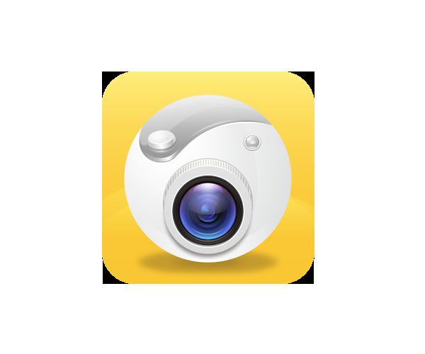 Camera360-logo-design
