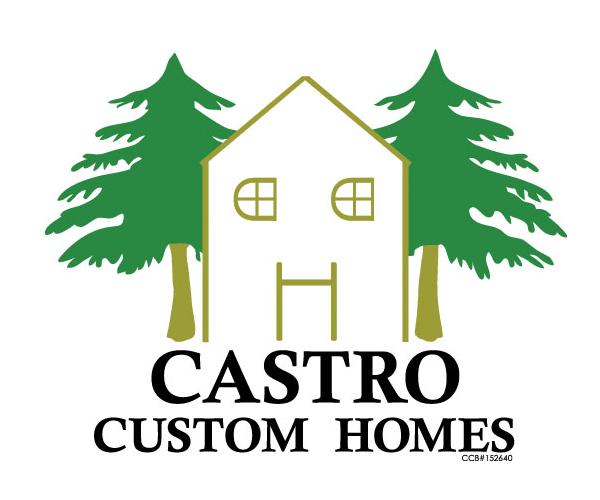 Castro-custom-homes-Logo-design