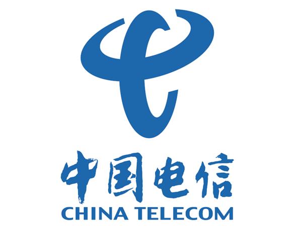 China-telecom-logo-design