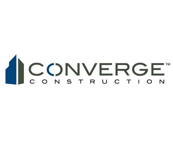 Converge-Construction-Company-logo-deisgn