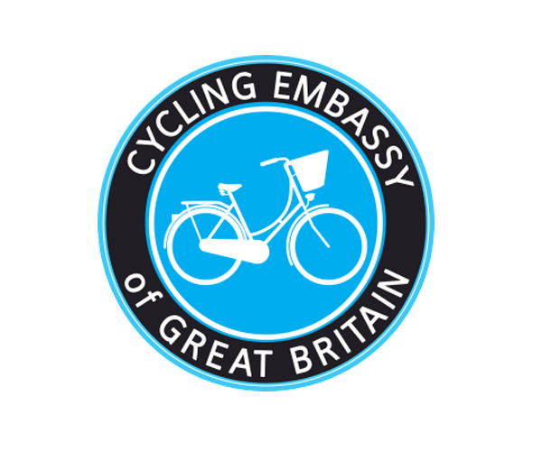 Cycling-Embassy-logo-design