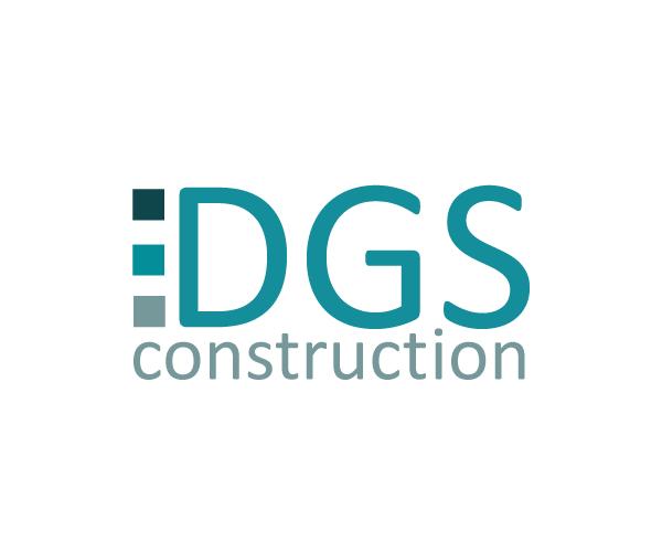 DGS-Construction-logo-design