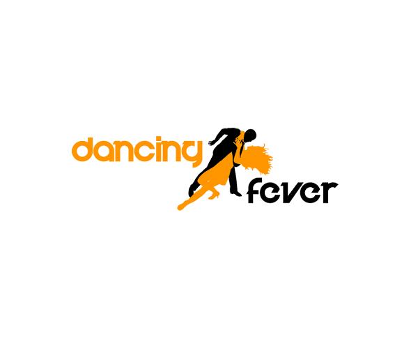 Dancing-Fever-logo-design-uk
