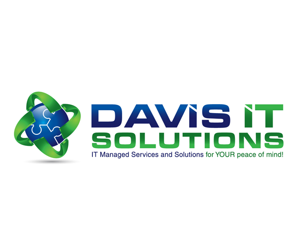 Davis-IT-Solutions-logo-design-for-hosting
