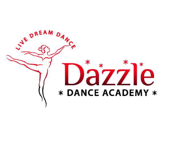 Dazzle-Dance-Academy-logo-design