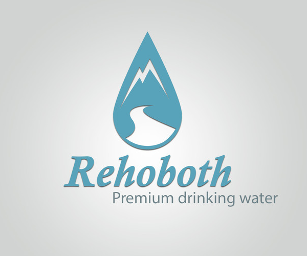 Design-a-Logo-for-Rehoboth-drinking-water