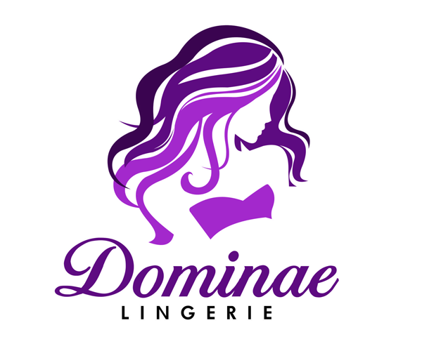 Dominae-Lingerie-logo-design