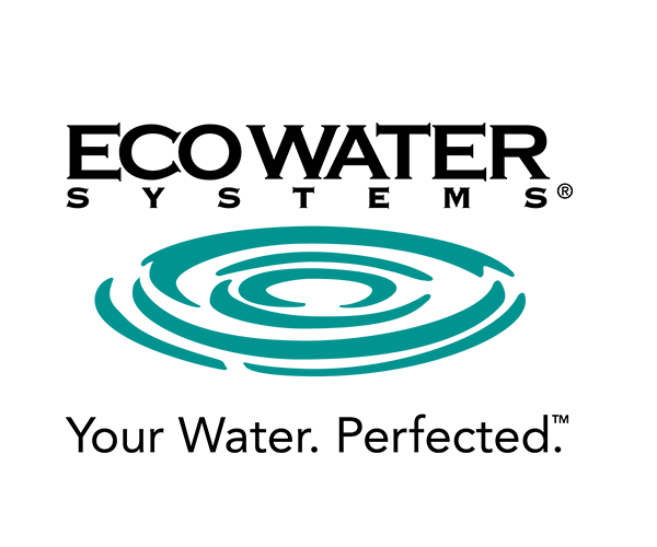 EcoWater-system-company-logo-design