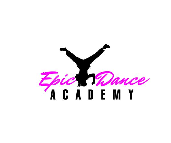 Epic-Dance-Academy-logo-design-uk