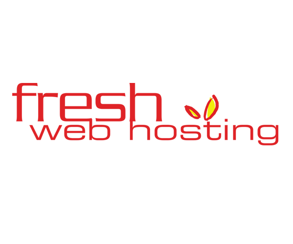 Fresh-Web-Hosting-logo-design
