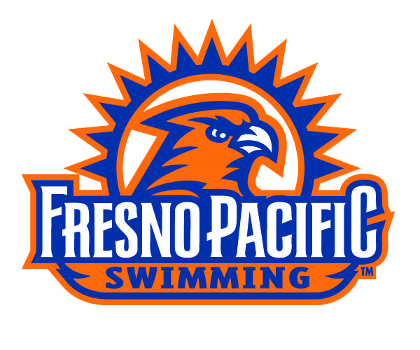 Fresno-Pacific-swimming-logo-design