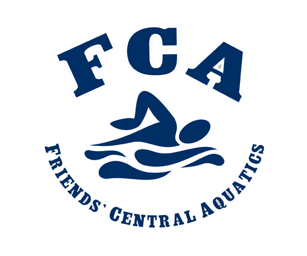 Friends-central-aquatics-logo-design