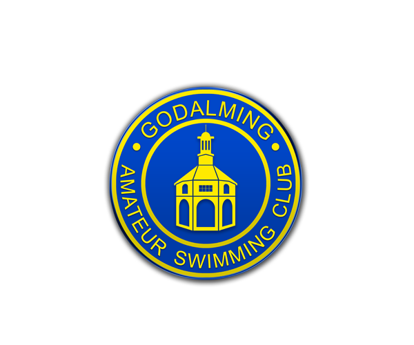 Godalming-Swimming-Club-logo-design