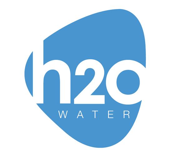 H2O-Water-Company-logo