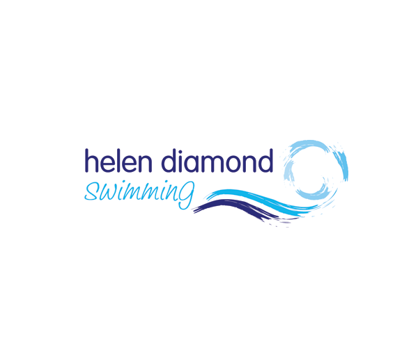 Helen-Diamond-Swimming-logo-design-uk