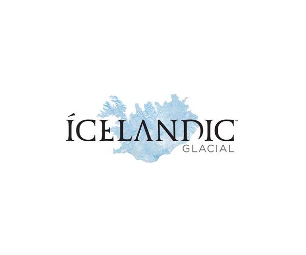 Icelandic-Glacial-water-logo-design-for-drink
