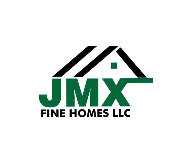 JMX-Fine-Homes-logo-design