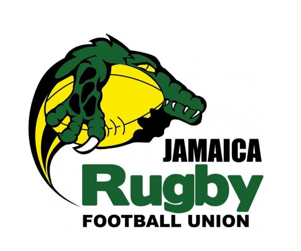 Jamaica-rugby-football-logo-design