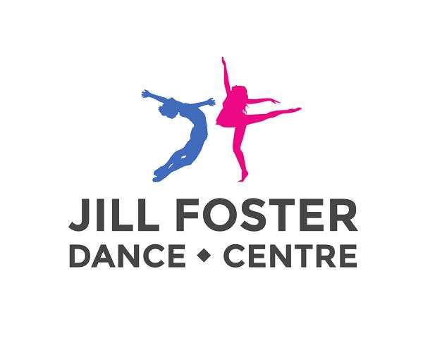 Jill-Foster-Dance-Centre-logo-design-uk