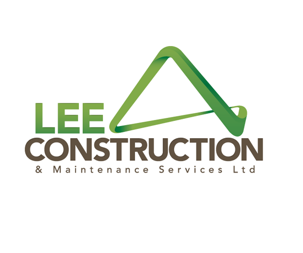 Lee-Construction-logo-design-free