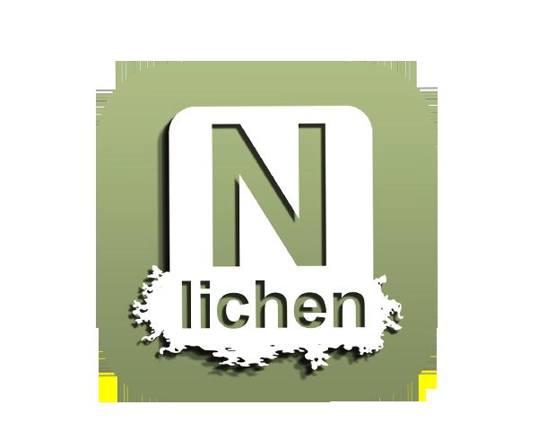 Lichen-app-logo-design