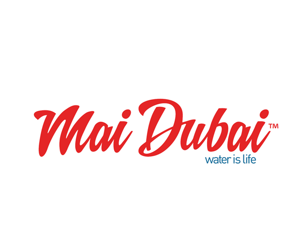 Mai-Dubai-water-comapny-logo-design