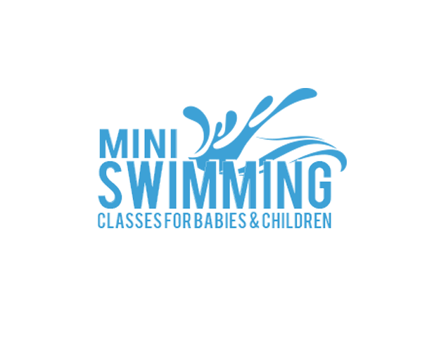 Mini-Swimming-logo-design
