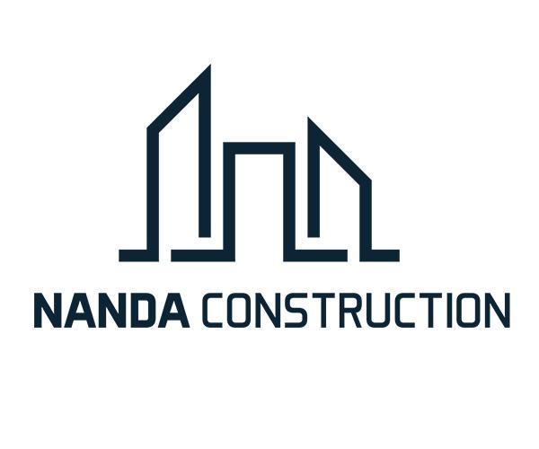 Nanda-Group-logo-design