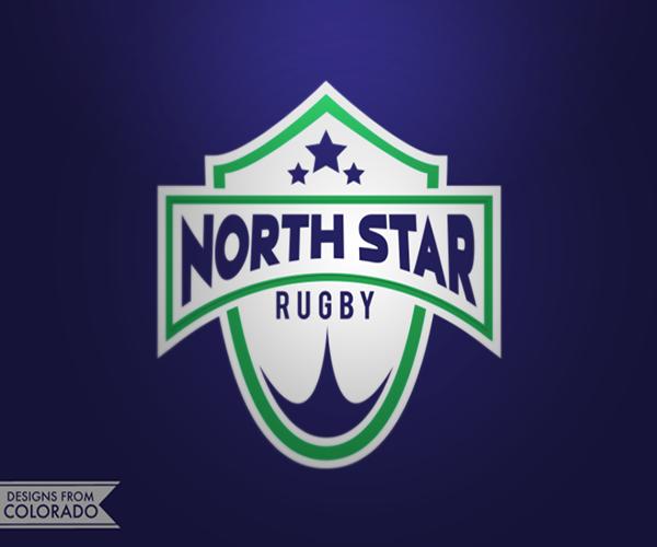 North-Star-Rugby-Logo-design