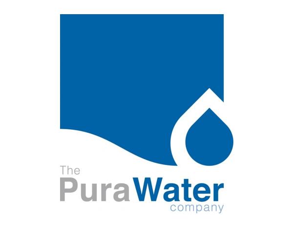 Pura-Water-company-Logo-design
