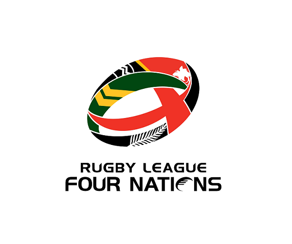 Rugby-League-Four-Nations-logo-design