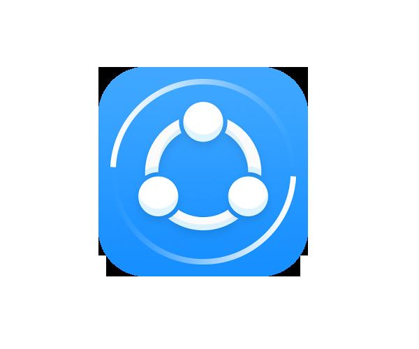 SHAREit-mobile-app-logo-designer-uk
