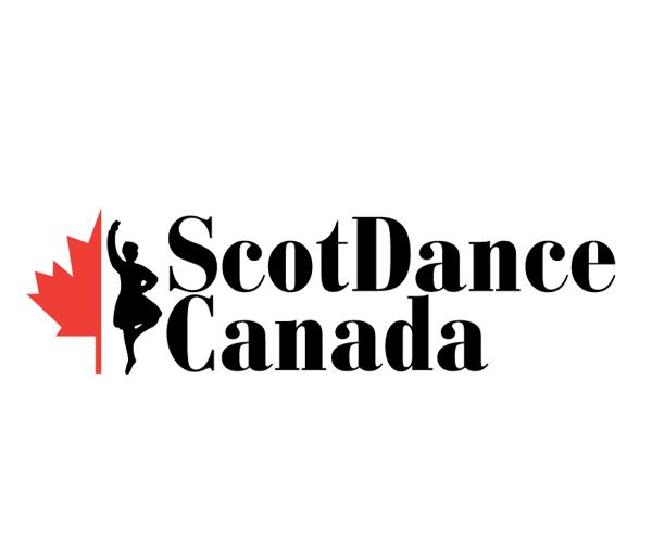 ScotDance-Canada-logo-designer
