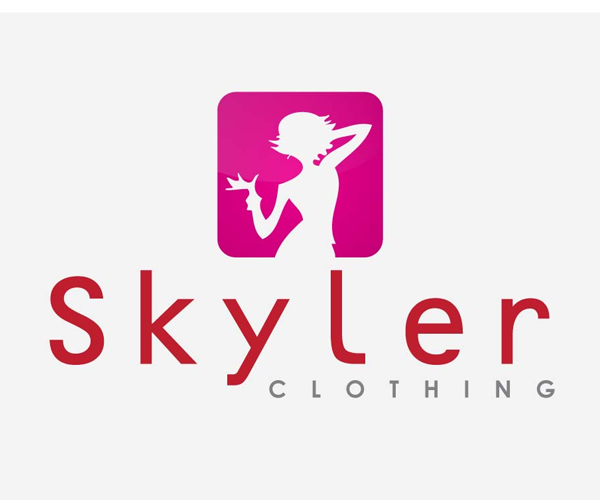 Skyler-Clothing-logo-design
