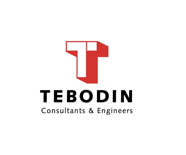 Tebodin-Engineering-logo-design