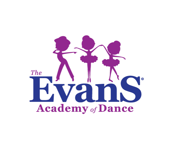 The-Evans-Academy-of-Dance-logo-design