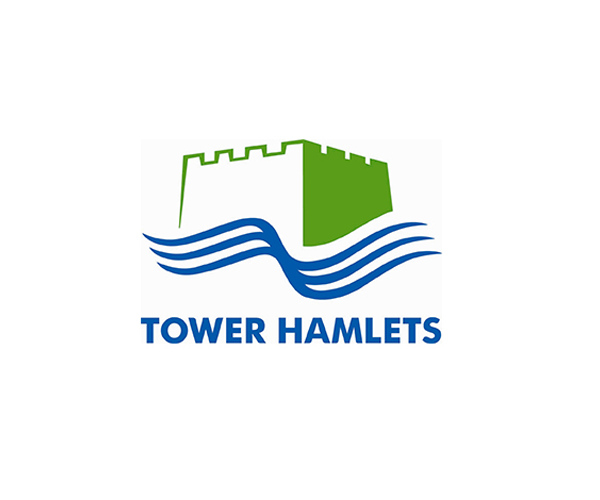 Tower-Hamlets-Homes-logo-design