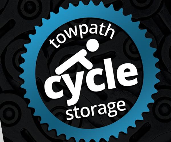Towpath-Cycle-Storage-Logo-Design