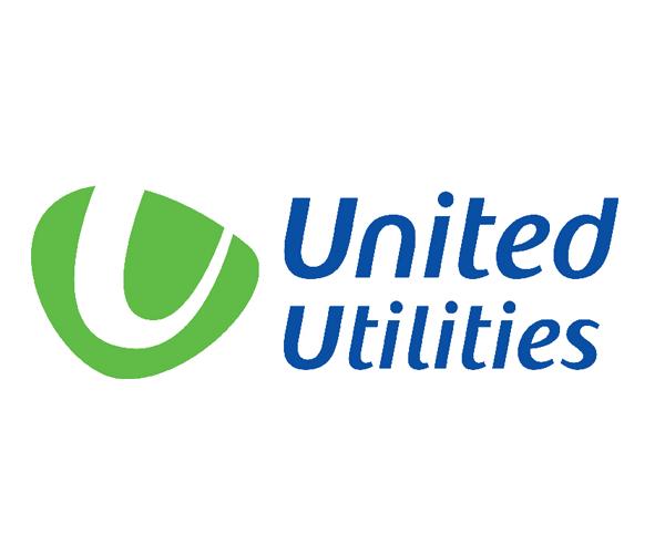 United-Utilities-water-logo-design-company