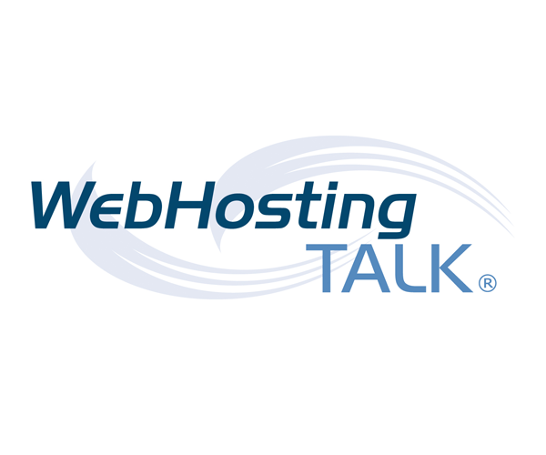 Web-Hosting-Talk-logo-design