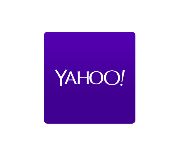 Yahoo-mobile-app-logo-design