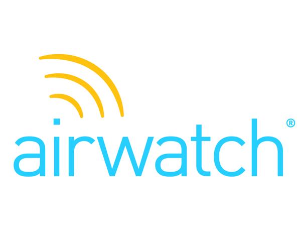 air-watch-logo-design