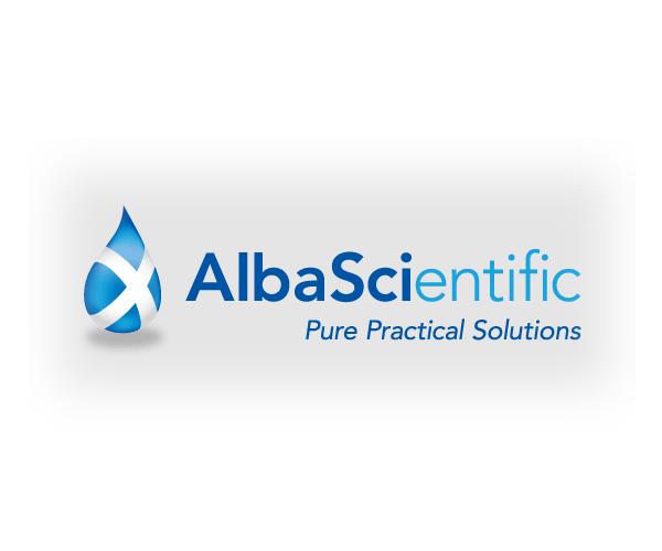 albascientific-logo-design