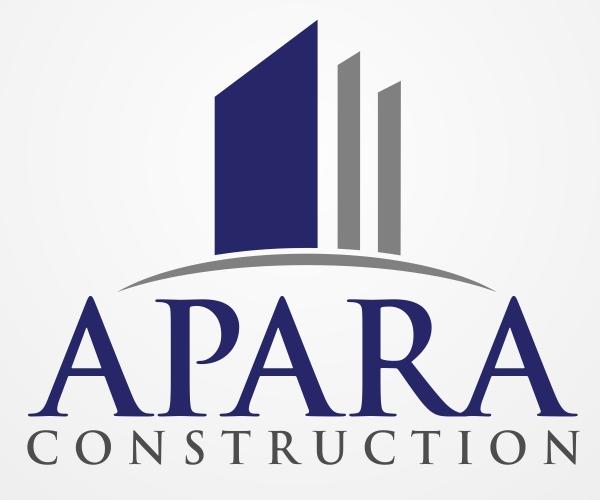 apara-construction-logo-design