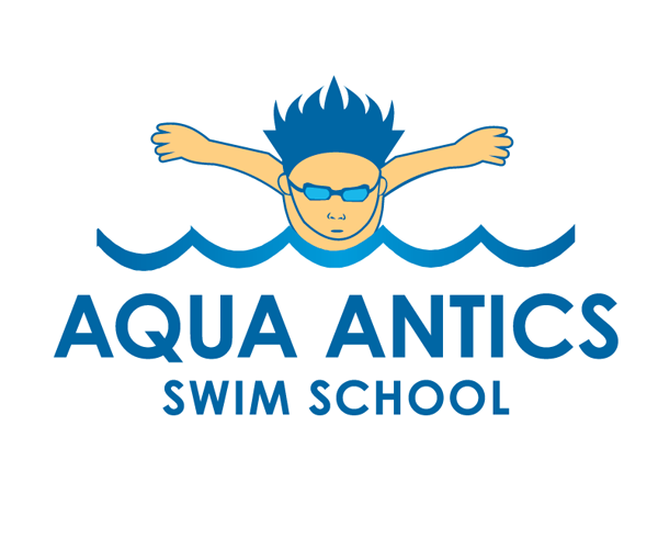 aqua-antics-swim-school-logo-free-download