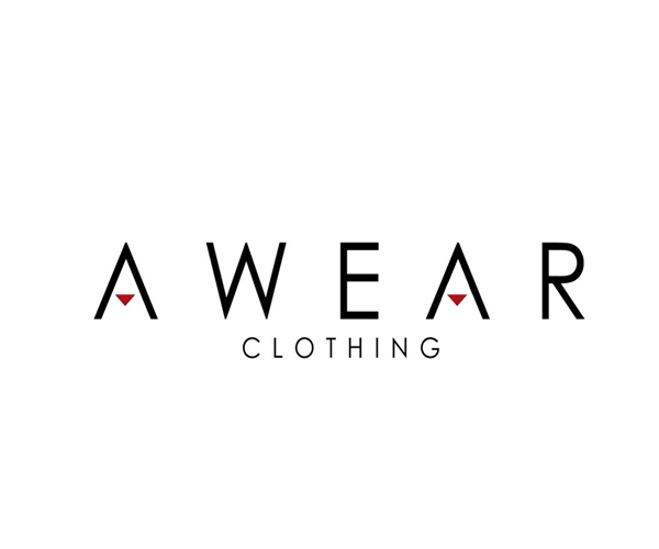 awear-clothing-logo-design