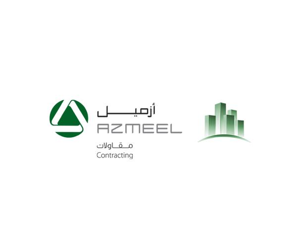 azmeel-contracting-logo-design