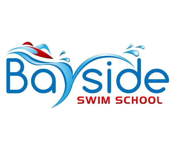 bayside-swim-school-logo-designer-creative