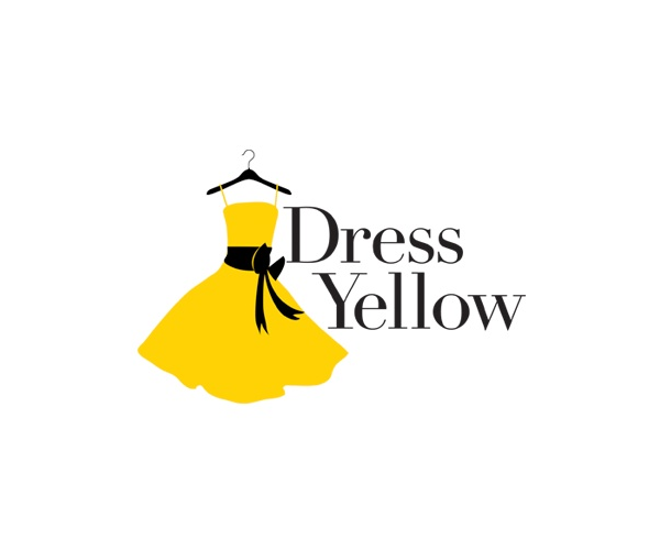 best-logo-design-for-yellow-dress
